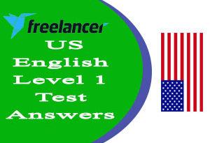 Freelancer US English Level