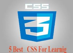 5 best css website