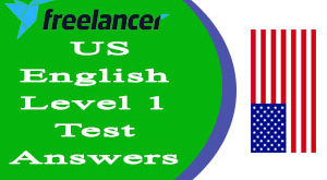 Freelancer US English Level