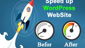 Speed up WordPress Website