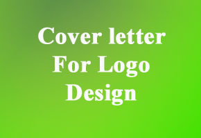 Cover letter For Logo Design